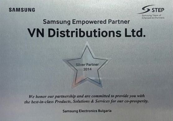 Samsung partnership